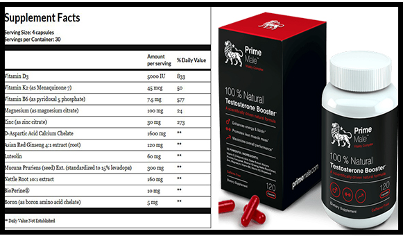 Prime Male South Africa → The Best Testosterone Pills For Men